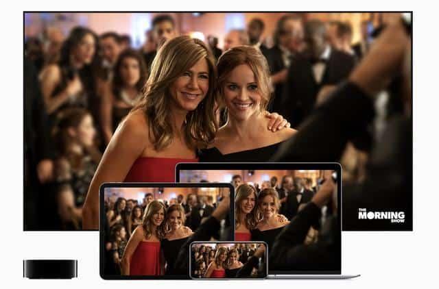 Le PDG de Netflix déclare qu'Apple TV+ et Disney+ créeront un tout nouveau monde de compétition difficile.