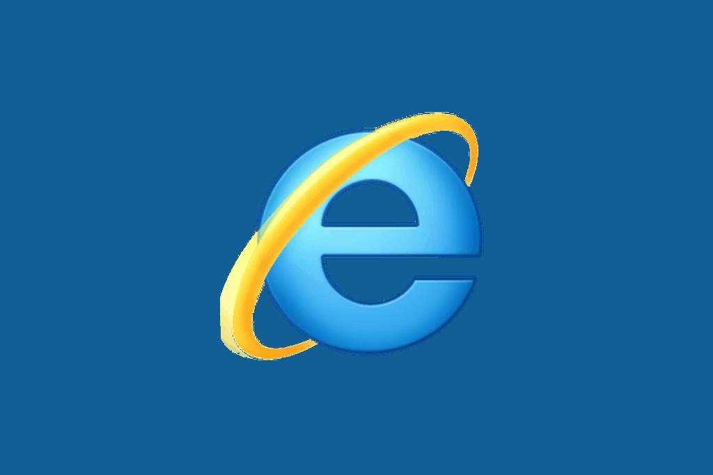 C'est la fin pour le navigateur internet explorer